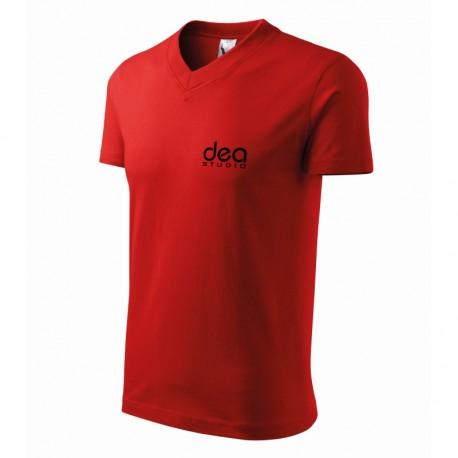 V-NECK koszulka męska