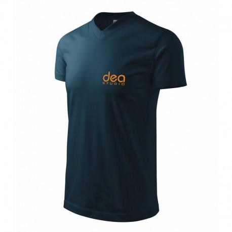 V-NECK Heavy koszulka męska