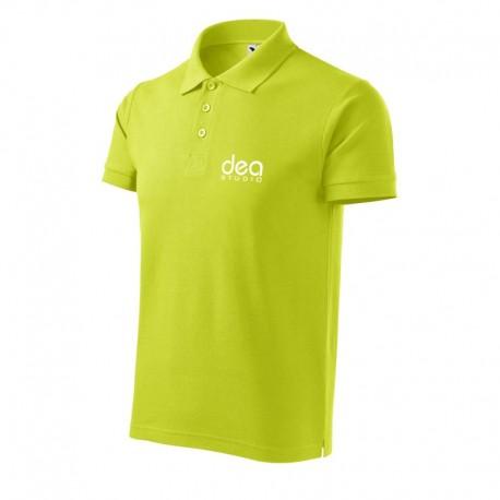 COTTON koszulka polo męska