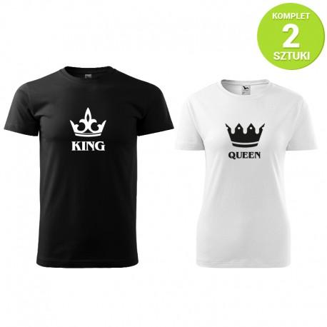 1da8380a9261 Korony komplet koszulek z nadrukiem - Dea Studio - drukarnia ...
