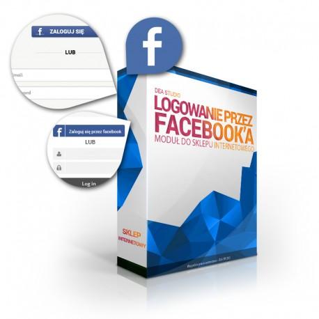 Moduł: Logowanie przez Facebook'a