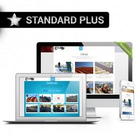 Strona internetowa Standard Plus