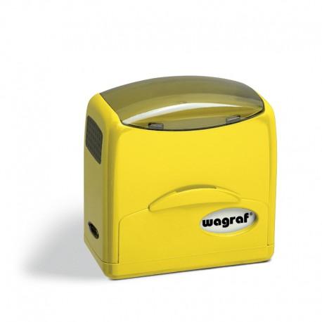 Pieczątka firmowa Wagraf 4 57x24mm