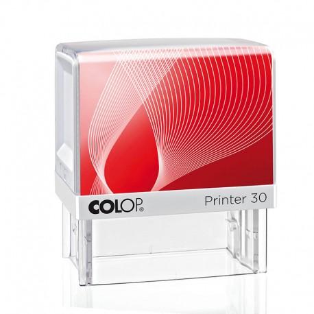 Pieczątka firmowa Colop PRINTER IQ 30  (47x18 mm)