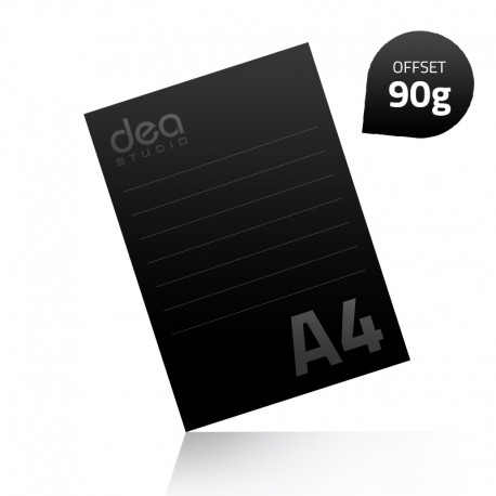Papier firmowy 90g A4 210x294mm